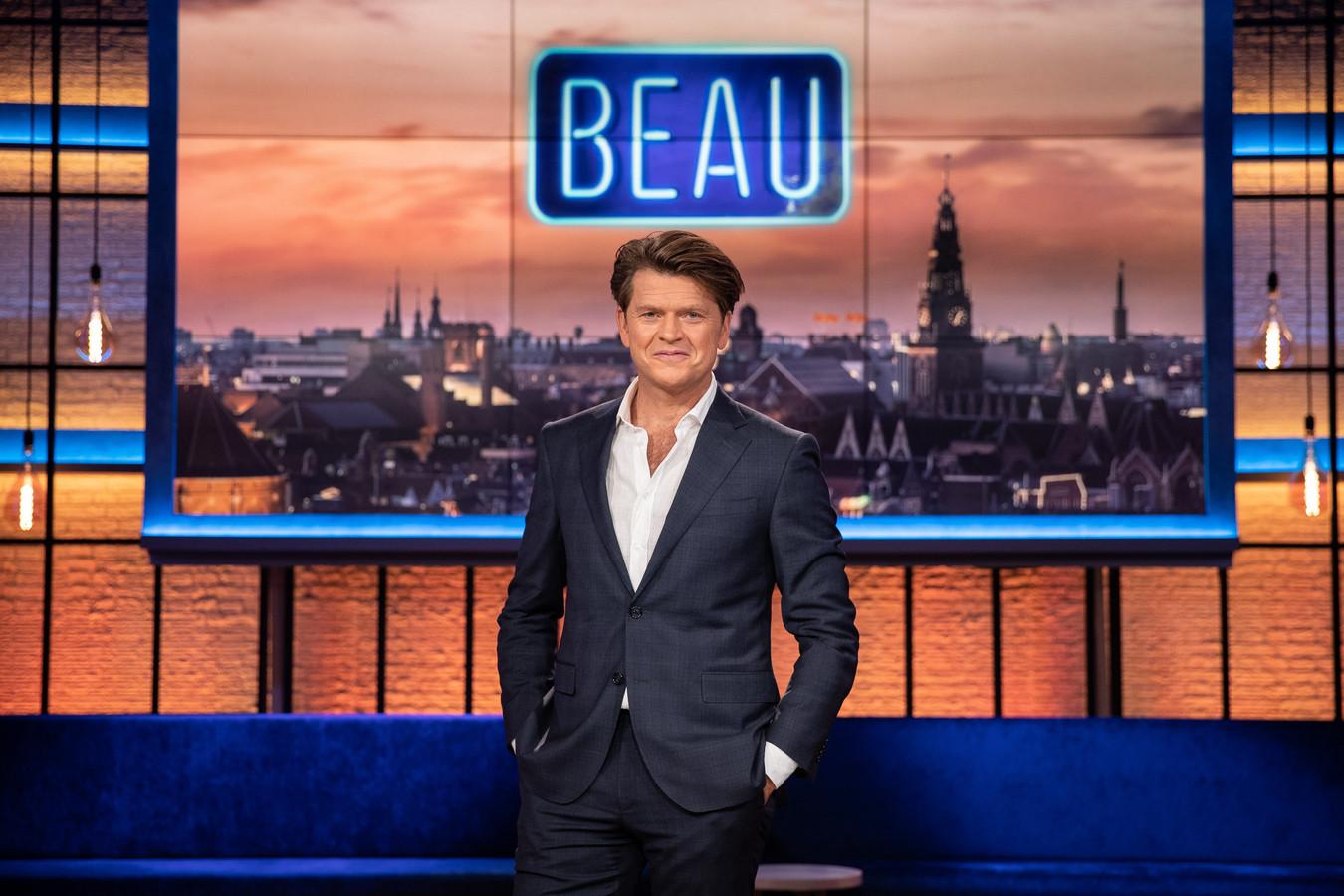 Beau van Erven Dorens zendt de komende week uit vanuit Kantine Walhalla