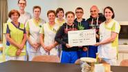 Boksteam Zele schenkt 1.200 euro aan palliatieve afdeling 'De Haven'