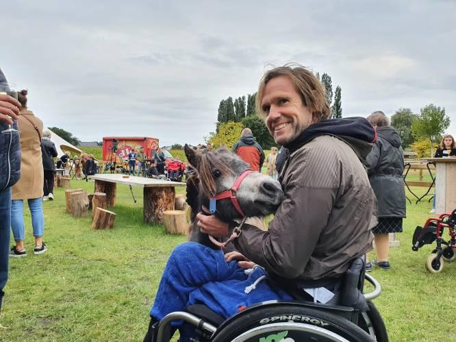 """Marc Herremans opent revalidatieweide voor kinderen en volwassenen met beperking: """"Hier zijn ze even geen patiënten"""""""