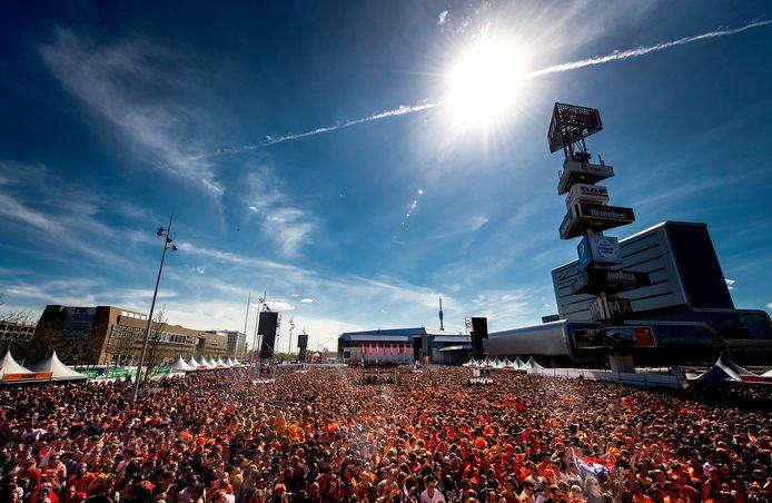 Op Ticketswap kun je kaartjes voor concerten en festivals te verkopen.