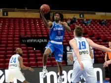 Nog geen ticket voor finale voor Heroes Den Bosch: basketbalploeg verliest in Groningen