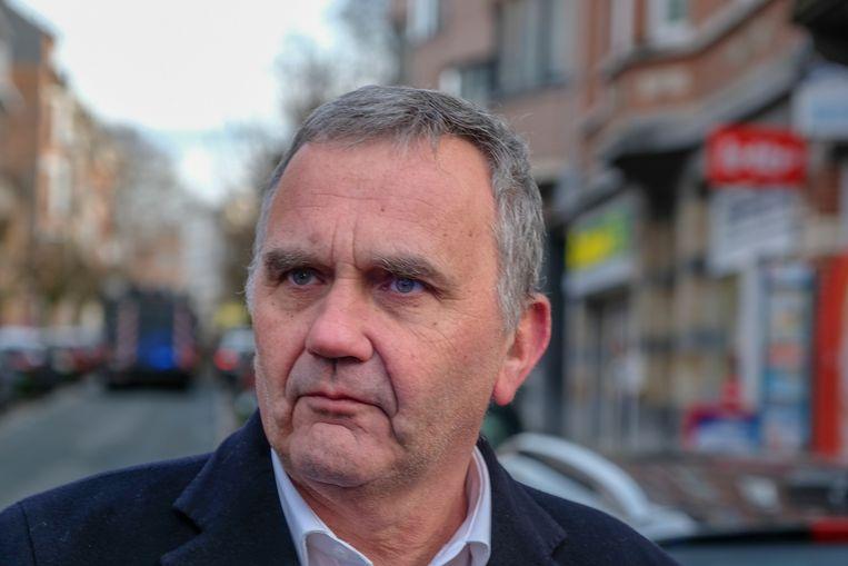 Man met mes verschanst zich in kelder van dierenarts: Burgemeester Benoît Cerexhe.