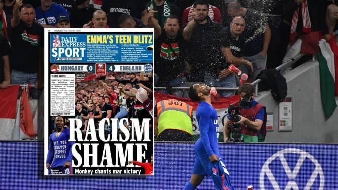 Ook FIFA straft Hongarije wegens racistische incidenten