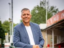 Voetbalvoorzitter Edwin Boogaard denkt voorlopig nog niet aan stoppen: 'Het is nog veel te leuk'