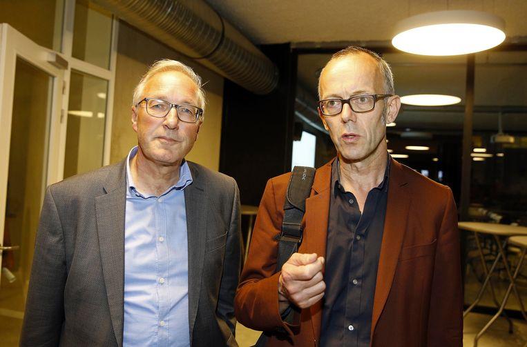 Filip Watteeuw van Groen lost Rudy Coddens van sp.a niet