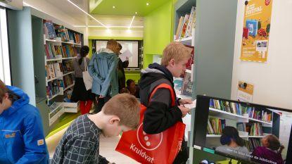 Beerselse bibliobus in de belangstelling op internationaal festival