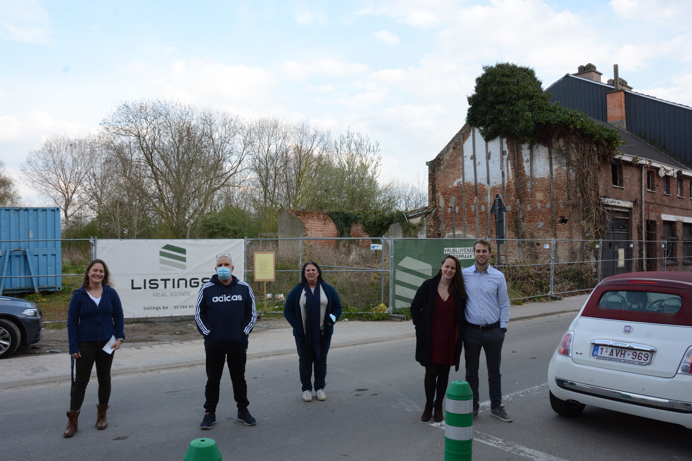 Bewoners van de Gelaagstraat verzamelden maar liefst 250 bezwaarschriften tegen een zoveelste bouwproject in de straat.
