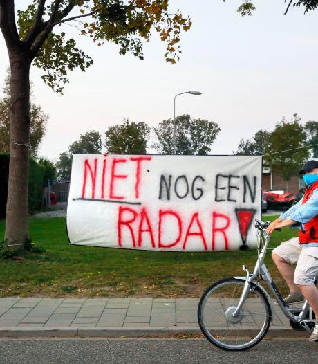 Roep om meer protest tegen militaire radar in Herwijnen