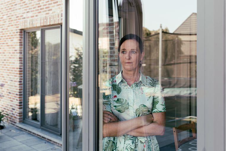 Anne Groenen: 'Slachtoffers doen vaak pas na herhaaldelijk partnergeweld aangifte en willen geen maatregelen omdat ze de pleger nog altijd graag zien.' Beeld Tine Schoemaker