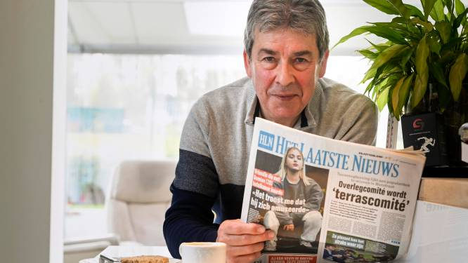 """Ontbijten met HLN-lezer Dirk Van Cauteren (66) : """"Nog 5.000 dagen en ik ben tachtig. Die wil ik graag ten volle beleven"""""""