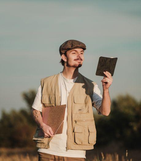 Rapper Stompeloer: 'Ik ben één wandelende quote, citaten komen continu in me op'
