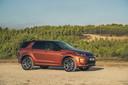 De vernieuwde Land Rover Discovery Sport