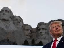 """""""Trump veut son effigie sur le Mont Rushmore"""""""