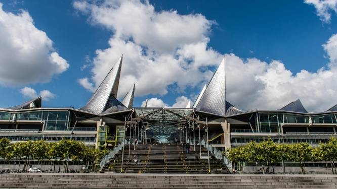 Antwerps justitiepaleis is vrijdag het decor voor vierde 'Paleisrun'