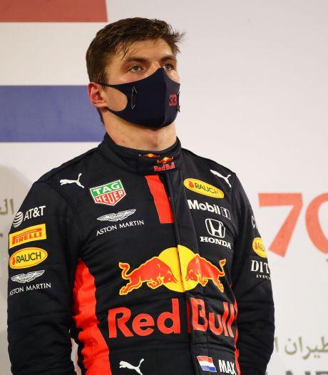 Verstappen na tweede plek in Bahrein zeer kritisch op team en Albon