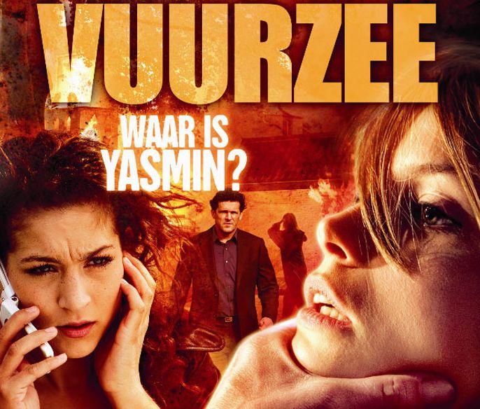Cover van de Vuurzee-dvd