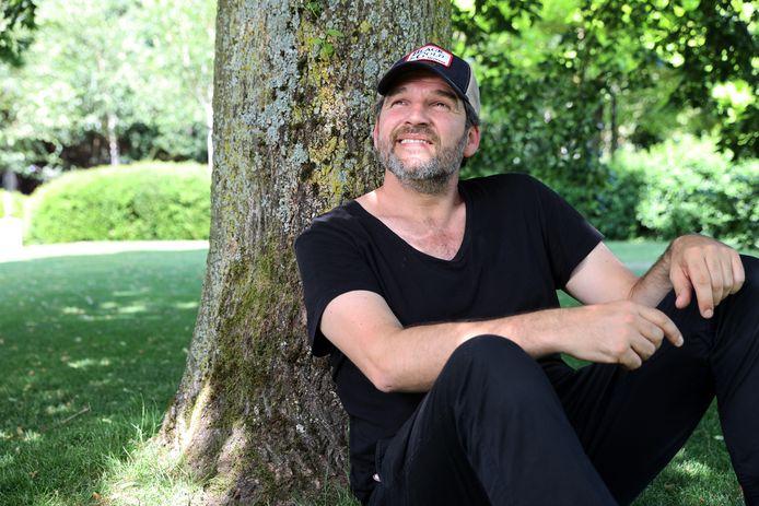 Roel Vanderstukken vertelt in Dag Allemaal over wat hem gelukkig maakt.