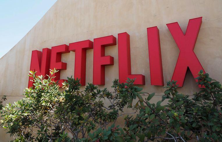 Gebruikers van Netflix kunnen voortaan films en series downloaden.  Beeld EPA