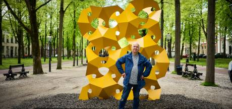 Droom Rinus Roelofs uit Hengelo komt uit: een zomer lang op het Lange Voorhout