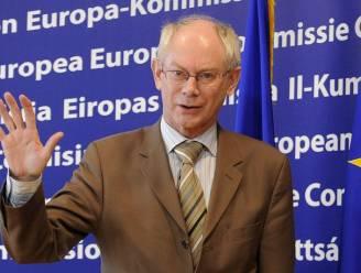 """""""Van Rompuy zou goede leider voor Europese Unie zijn"""""""