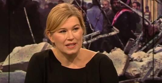 """""""De regering heeft slechts een keuze en dat is het visum afleveren. Als ze beslissen om dat niet te doen, schenden ze de rechtsstaat"""", zegt advocate Mieke Van den Broeck."""