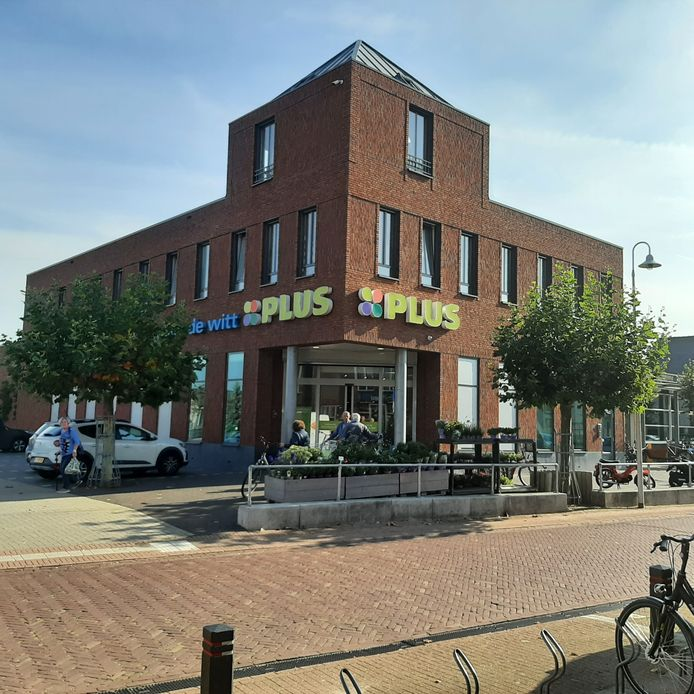 Supermarkt Nico de Witt in Beek.