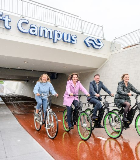 Verbouwing belangrijk station tussen Rotterdam en Den Haag krijgt steeds meer vorm