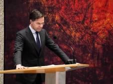 Hoogleraar: 'Rutte kan worden weggestuurd als demissionair premier'