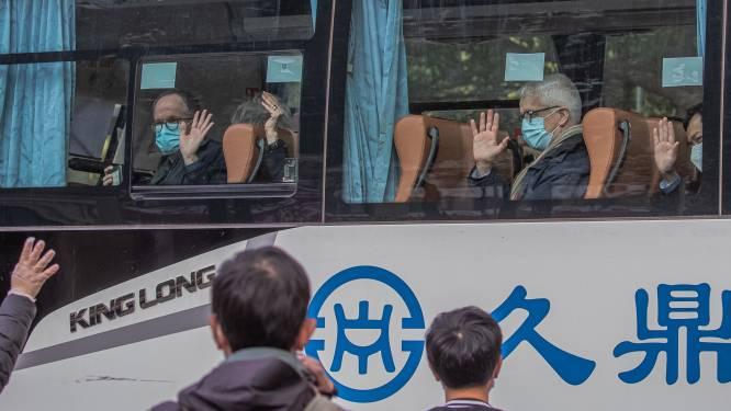WHO-team mag na 2 weken quarantaine in Wuhan starten met onderzoek naar oorsprong van coronavirus