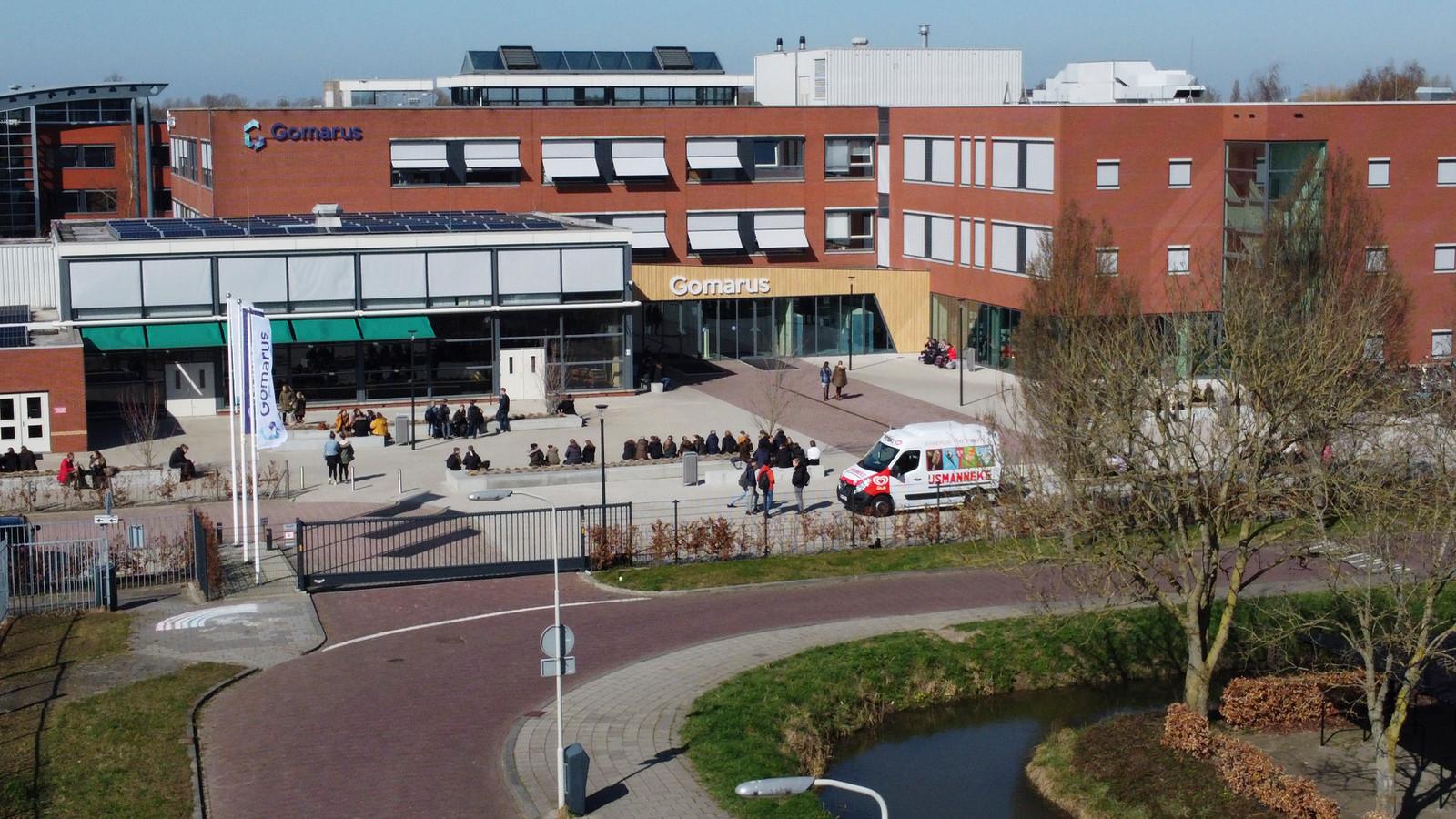 School Gomarus in Gorinchem.
