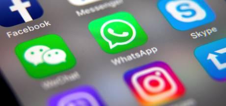 Wereldwijde storing WhatsApp, Instagram en Facebook na ruim uur voorbij