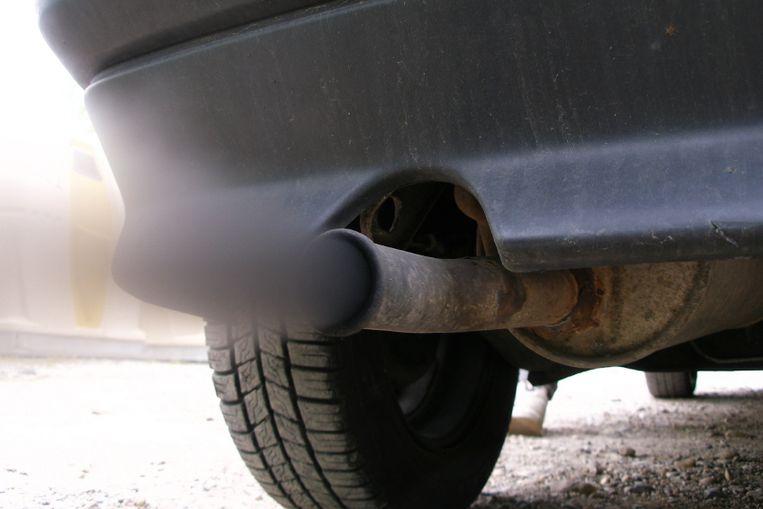 CO2-uitstoot in Vlaanderen neemt niet af.