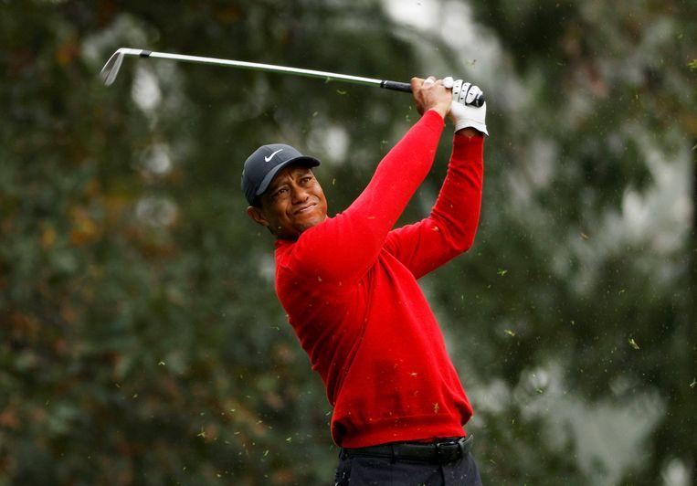Tiger Woods Beeld REUTERS