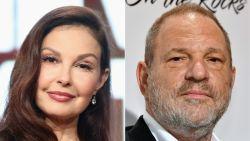 Aanklacht van actrice Ashley Judd tegen Weinstein afgewezen