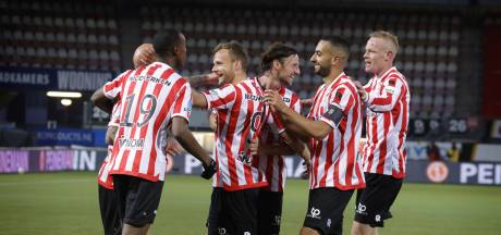 Sparta haalt uit tegen Vitesse en houdt Europees voetbal in vizier