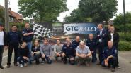 Nederlandse rally steekt grens over
