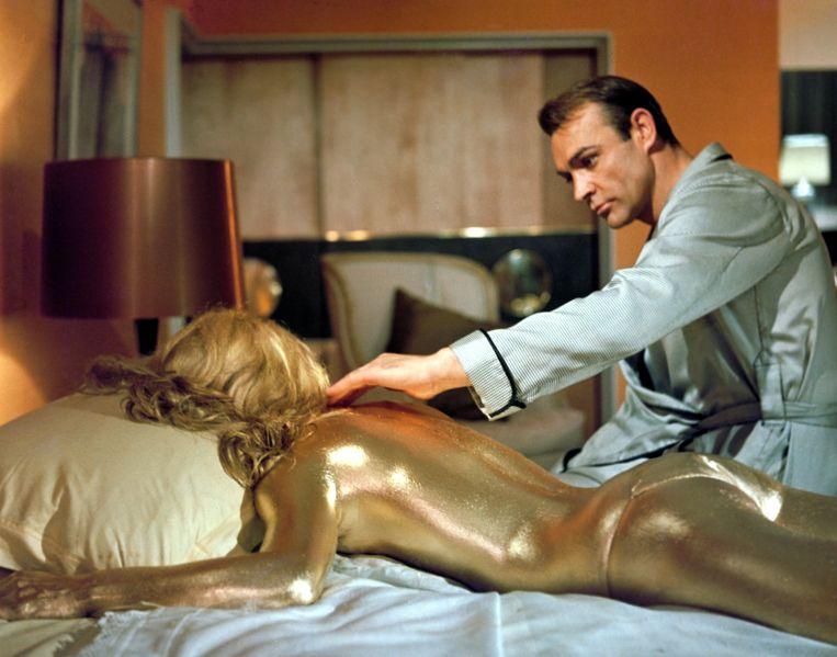 'Goldfinger' is de essentiële film waarin alle elementen comfortabel op hun plaats vallen. Beeld The Hollywood Archive