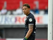 Maduka Okoye is Sparta's hoop op play-offsduel met Feyenoord: 'Ik hoop dat scouts blijven snurken'