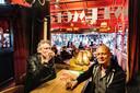 Marcel Mulders (58) en Guus van Pelt (58) in Weemoed.