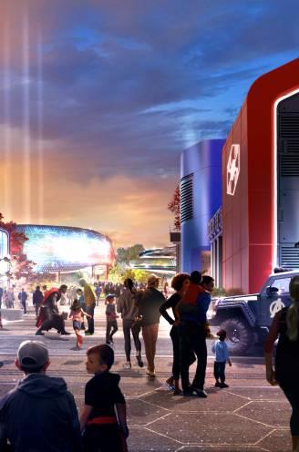 Marvel-superhelden moeten nieuw leven blazen in Disneyland Parijs