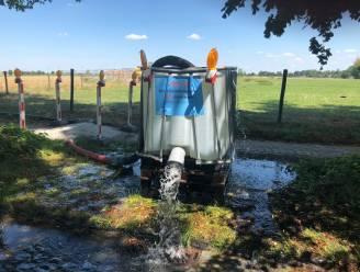Aftappunt voor opgepompt grondwater op bouwwerven: stadsbestuur overweegt die verplichting op te leggen in bouwvergunningen