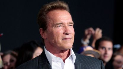 Schwarzenegger heeft eindelijk Mr. Universe-beker terug (nadat zijn mama hem weggaf)