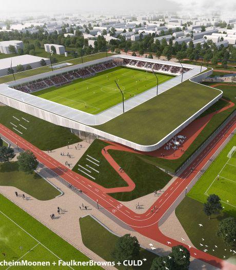 Geen supportershome voor Helmond Sport in nieuwe stadion op De Braak