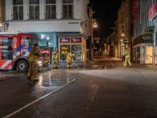 Bizar: neergestoken man trek bloedspoor van honderden meters door centrum van Deventer