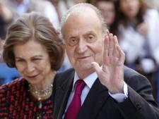 Spaanse koning Juan Carlos breekt rechterheup