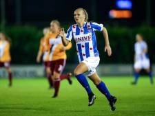 Vrouwen FC Eindhoven vergeten zichzelf te belonen