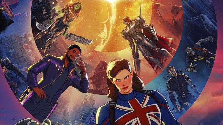Alternatieve geschiedenis in het Marvel Cinematic Universe. Beeld Disney+
