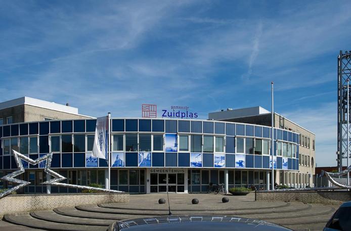 Het huidige gemeentehuis van Zuidplas.