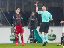 Feyenoord stort in na rood Berghuis: Heerenveen naar halve finale KNVB-beker na krankzinnig duel