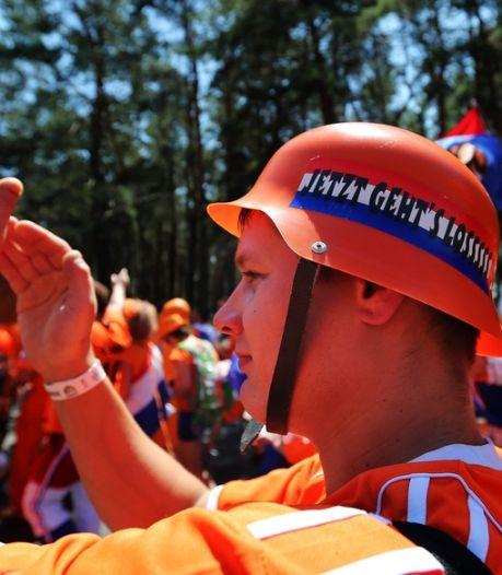 Armin van Buuren zet Oranjeplein op zijn kop